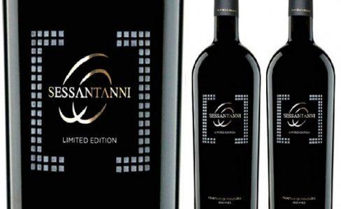 rượu vang Ý 60 Limited Edition Primitivo di Manduria PDO