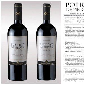 Rượu vang porto De Piedra
