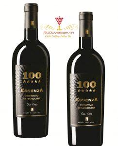 Rượu vang đỏ 100 Essenza Primitivo Di Manduria