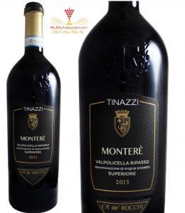 tinazzi Monterè Ca' de' Rocchi Ripasso della Valpolicella