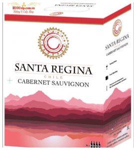 Rượu Vang santa regina Cabernet sauvignon