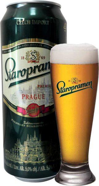 Nhờ quá trình lên men thích hợp khiến cho hương vị bia Staropramen Lager có độ dầy, làm người uống cảm thấy hứng khởi nhờ hậu vị đắng hài hòa, nhiều bọt và màu bia vàng óng ả. Staropramen Premium là loại bia mang trong mình hương vị khiến những người sành bia như được tiếp thêm nguồn sinh lực mới. ü Loại bia : Pilsner ü Màu : Vàng ü Độ cồn : 5% ü Xuất xứ : Cộng hòa Séc (Tiệp Khắc cũ)