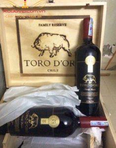 VANG TORO D'ORO FAMILY RESERVA CARBETNET SAUVIGNON (1)