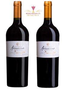 Vang Đỏ CLOS DE LOLOL Vin Du Chili 2012