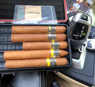 cigar siglo 6 ngon