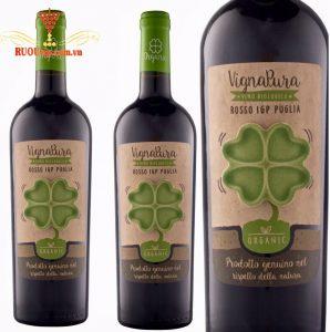 Rượu vang VignaPura Rosso Puglia