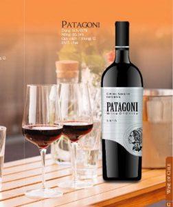 rượu vang patagoni