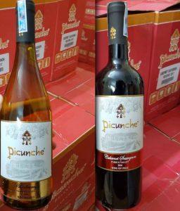 rượu vang picunche