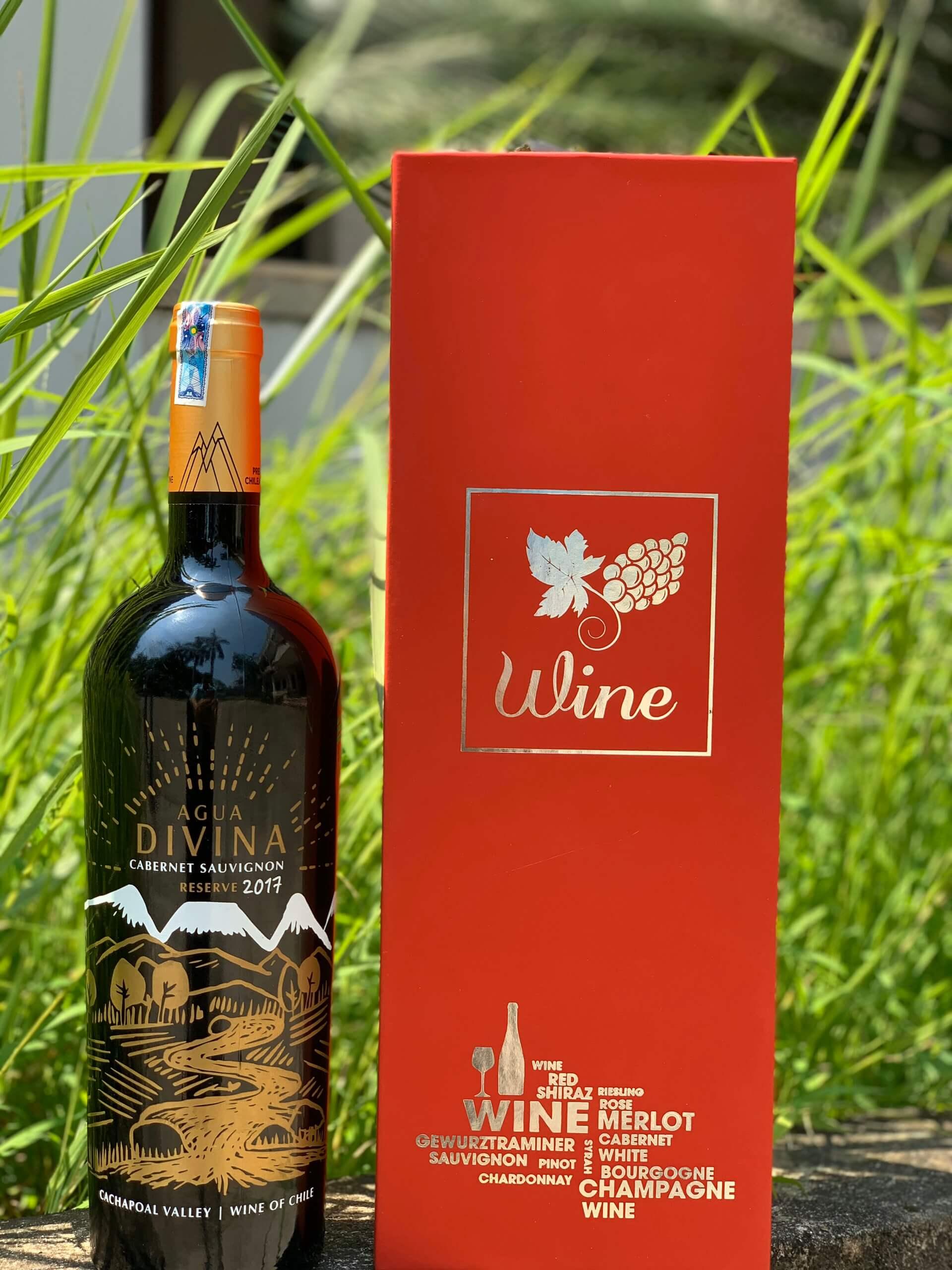 Kết quả hình ảnh cho divina agua cabernet sauvignon