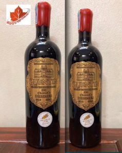 Rượu vang Pháp Quentin