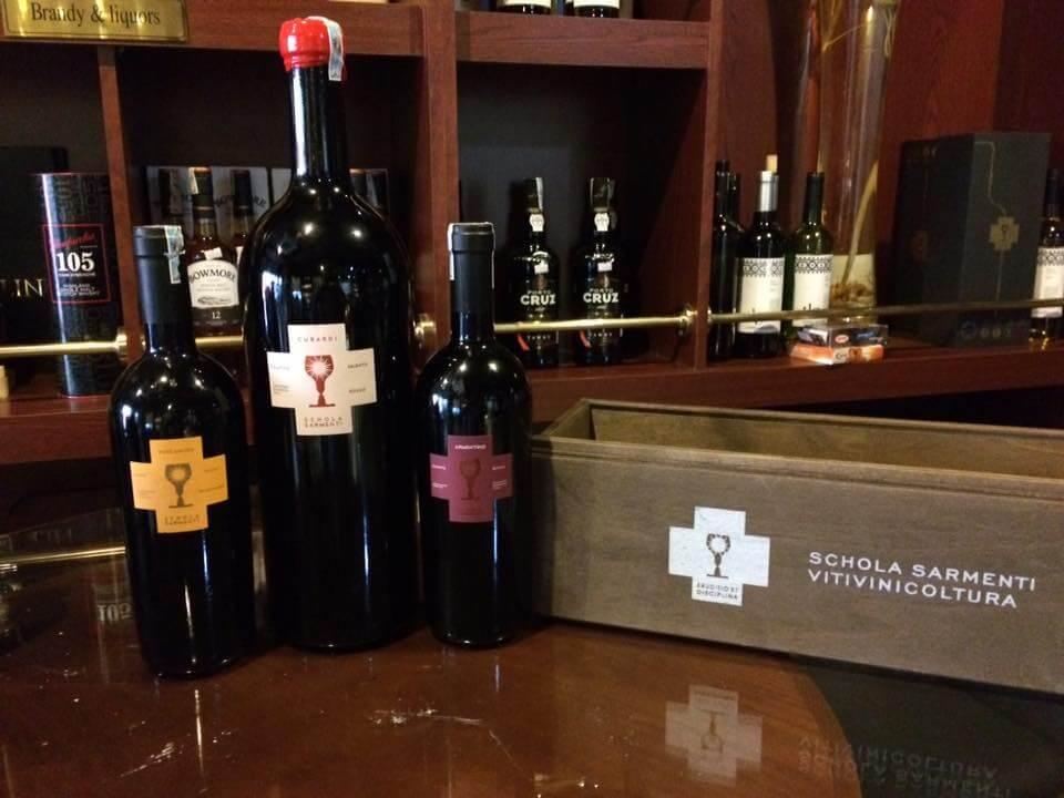 Rượu vang Diciotto chén thánh 18 độ