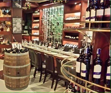Rượu Vang 1568 Cabernet sauvignon