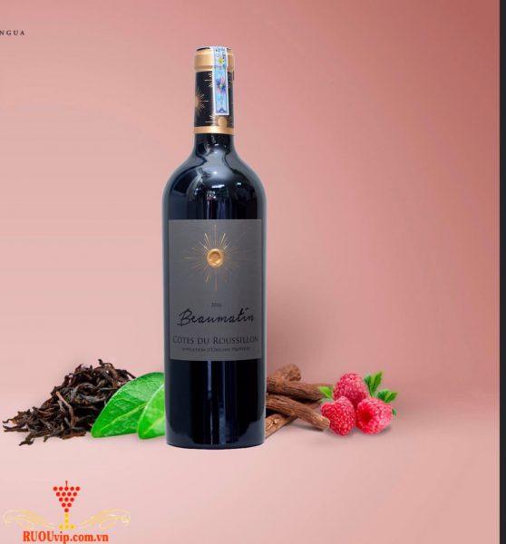 Rượu vang Beaumatin