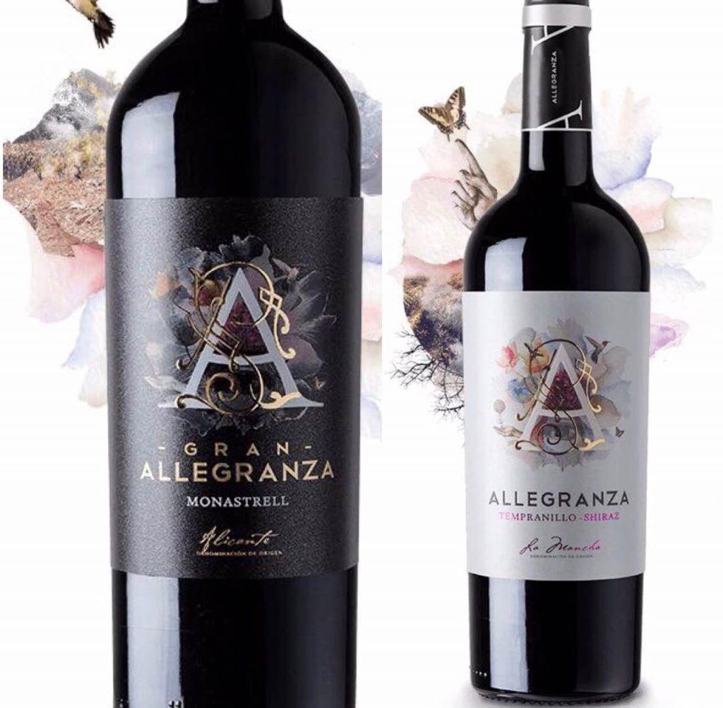 Rượu Vang ALLEGRANZA