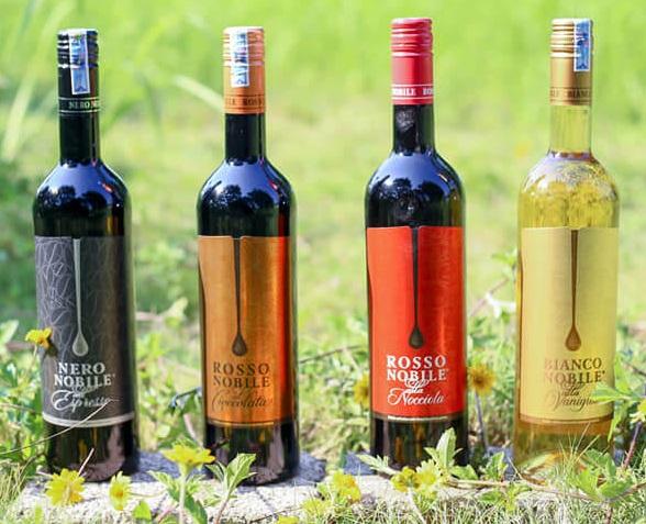 Rượu vang Rosso Nobile